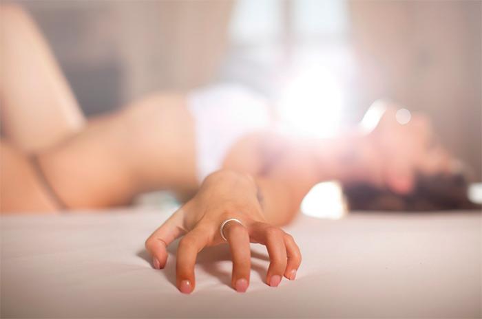 массаж йони