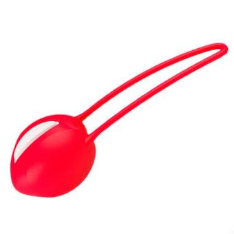 Вагинальный шарик Fun Factory Smartballs Uno красный