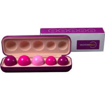 Вагинальные шарики VAGITON Balls