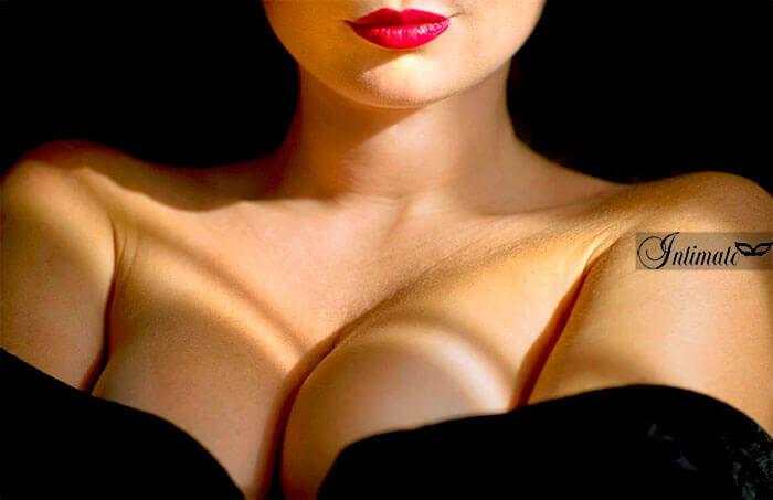 оргазм груди